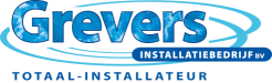 Grevers Installatie, Totaalinstallateur Logo
